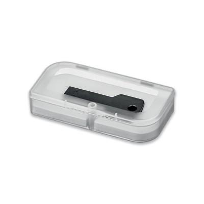 Pudełko na gadżety reklamowe pendrive klucz