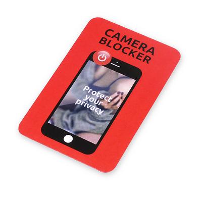 Camera blocker