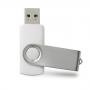 USB twister biały