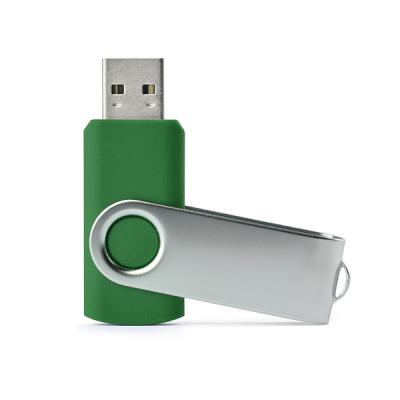 Pamięć USB twister zielony