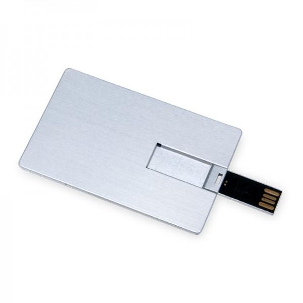 pendrive karta aluminiowa