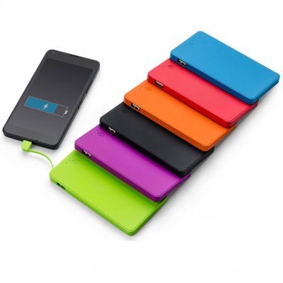 Powerbank z logo 4000 mah